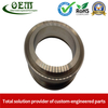 Stainless Steel CNC Precision Turning Turned Parts Stainless Steel Coupling for Tractor Engines