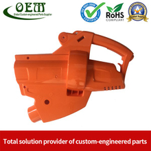 Professional Medial Equipments Plastic Injection Molding Shell
