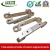Precision Aluminum CNC Milling Parts of Precision Aluminum Bracket for Food Processing Machinery
