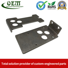 High Precision Stainless Steel Stamping Lock Latch for Car Manufacturing Lines