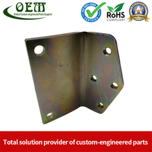 Zinc Plated Metal Stamping Bracket for Automotive Industry